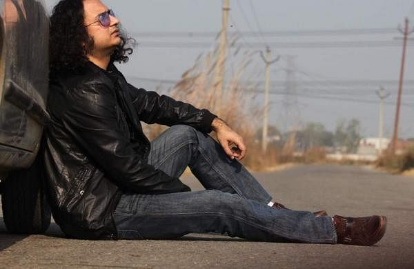 For Anurag, music is the best way to express and entertain people| Pic: Express