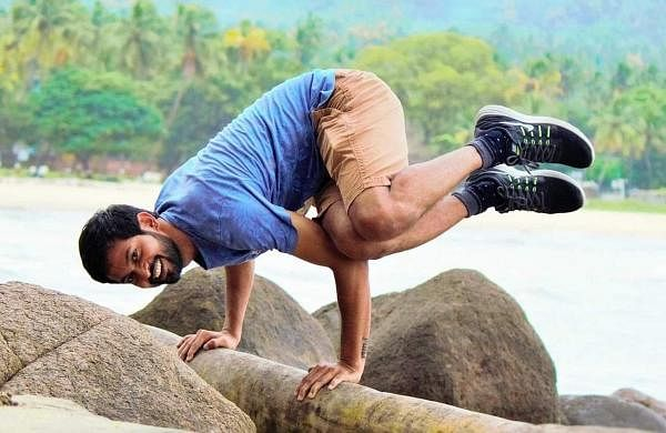 Yuva Naresh Kumar is specialised in various forms of Yoga