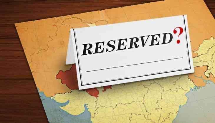 EWS reservation