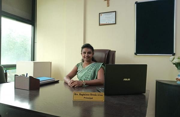 Magdalene Allan is the principal of  True Happiness Institute  of Professional Studies