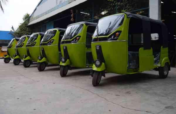 Make way for e-vehicles | (GMW)