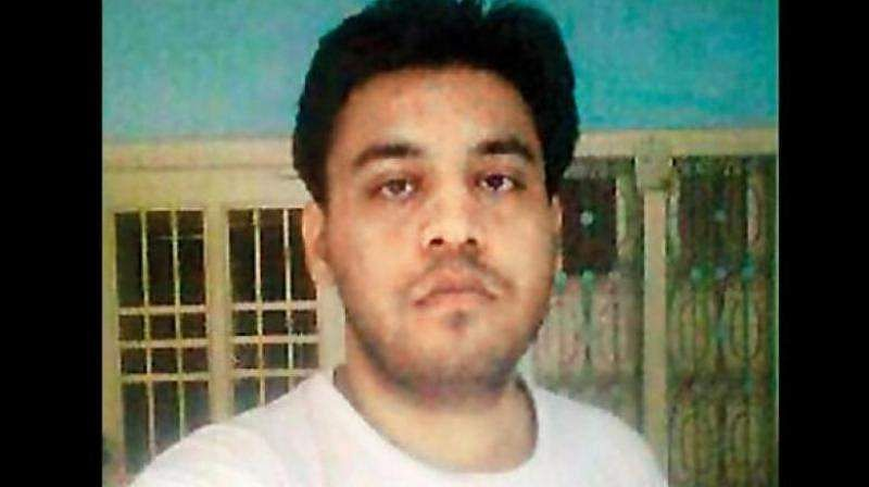 Disappearance of Najeeb Ahmed