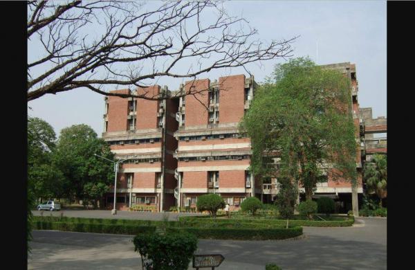 IIT Kanpur campus