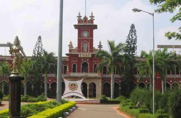 TNAU Coimbatore
