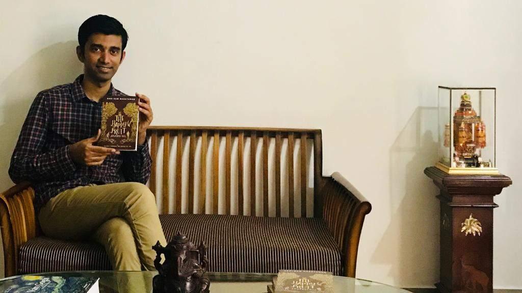 Hari Narayanan- Adventures book