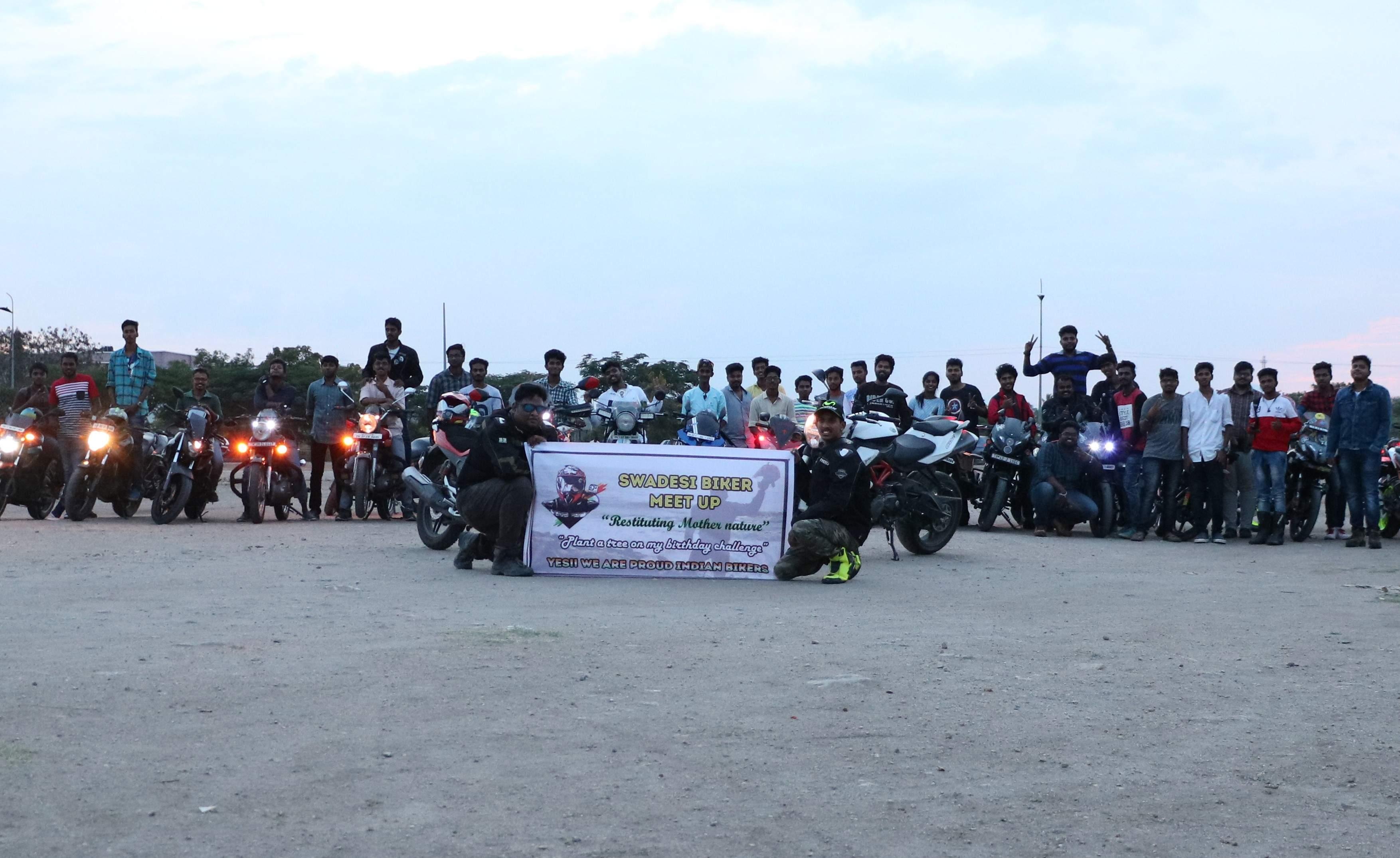 Green Rally - Swadesi Bikers