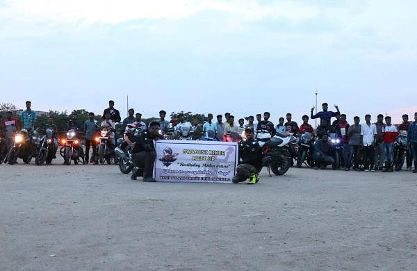 Green Rally - Swadesi Bikers