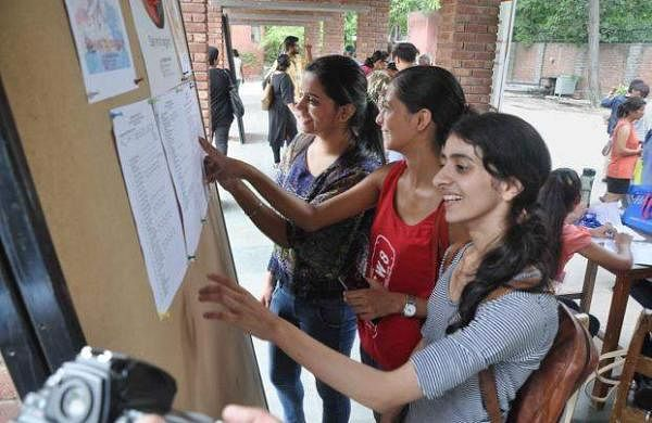Delhi University struggling on allotted seat