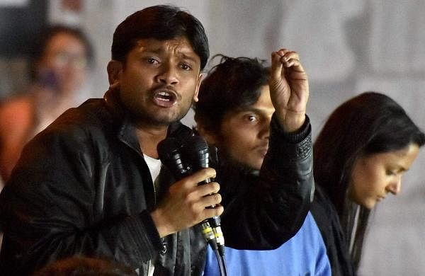 Kanhaiya Kumar sedition