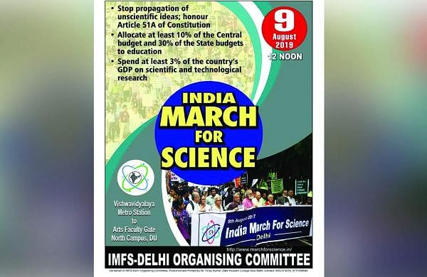India March For Science