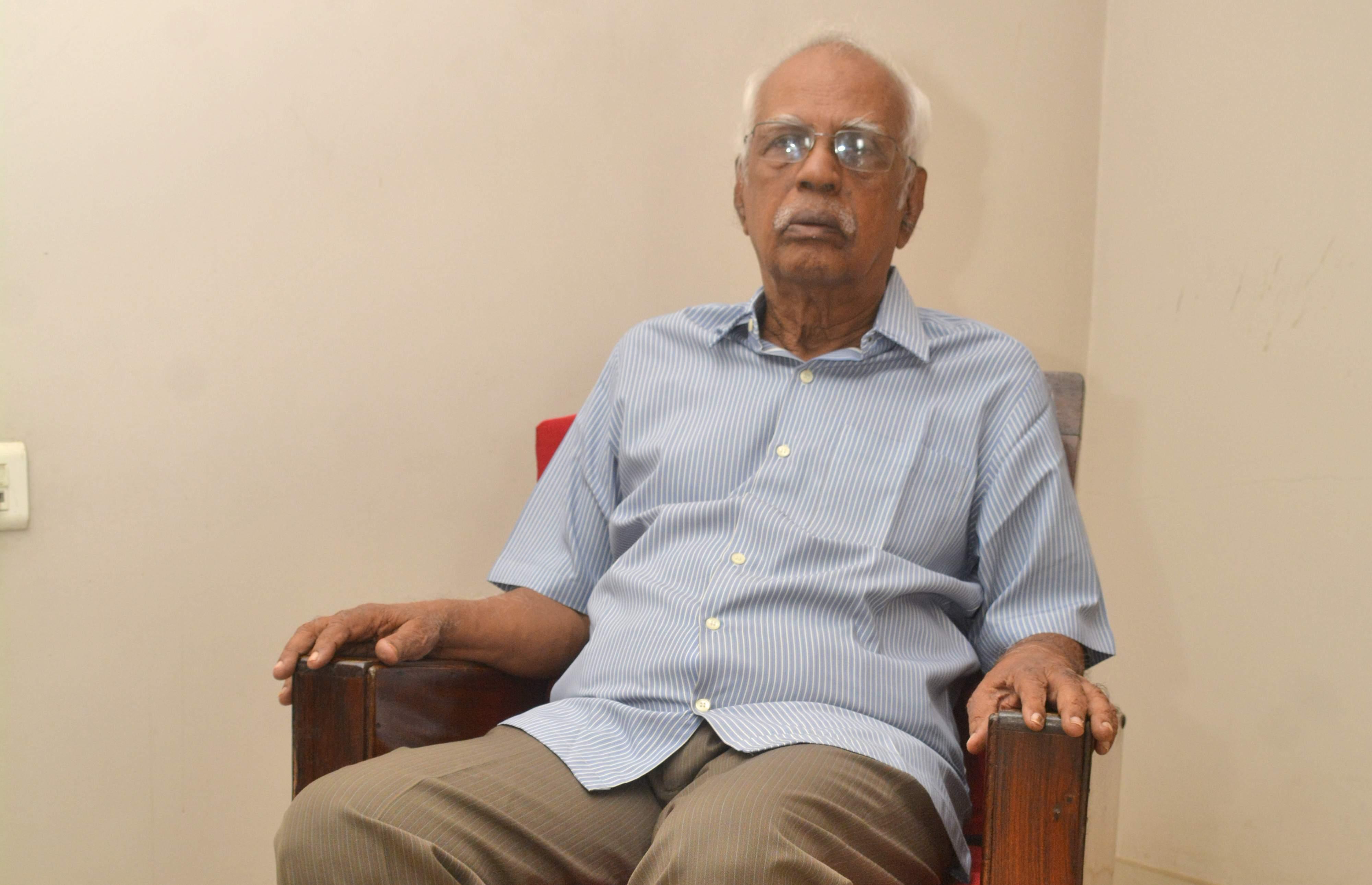 Professor Dr S O Pillai