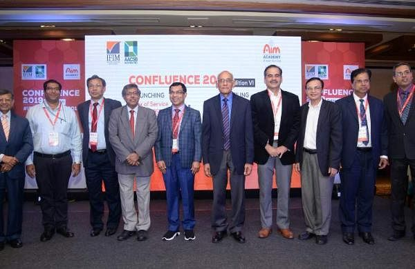 Delegates at the launch of iSEI recently in Bengaluru