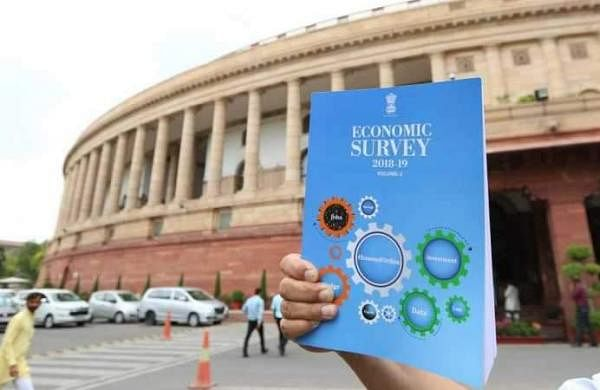Economic Survey of India 2018-19