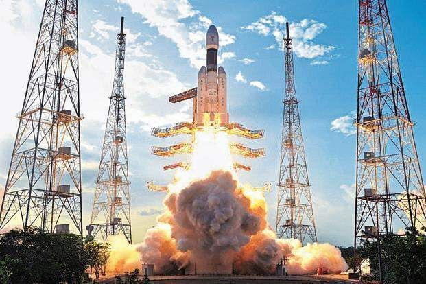 ISRO satellite