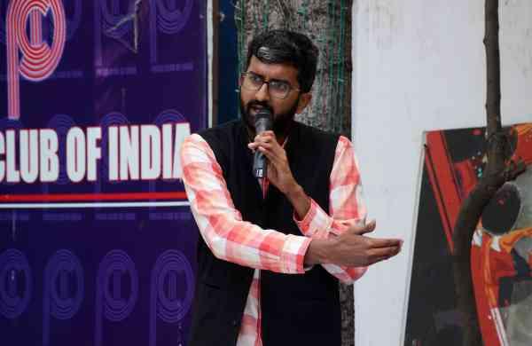 JNUSU President Sai Balaji