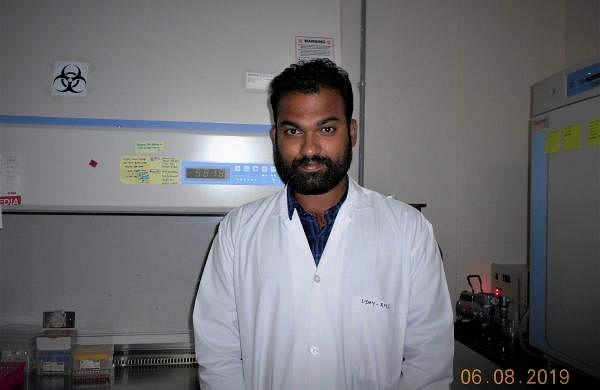 Roopavath Uday Kiran, IIT Hyderabad