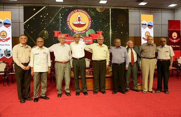 IIT Madras at 60 Celebration