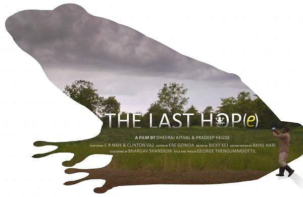 The last hop(e) documentary is all about the conservation of the frogs