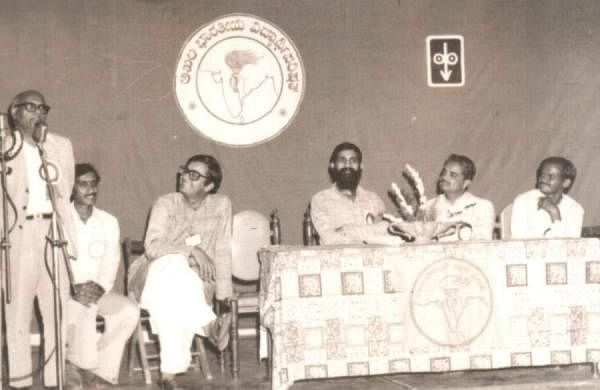 Arun Jaitley during an ABVP event