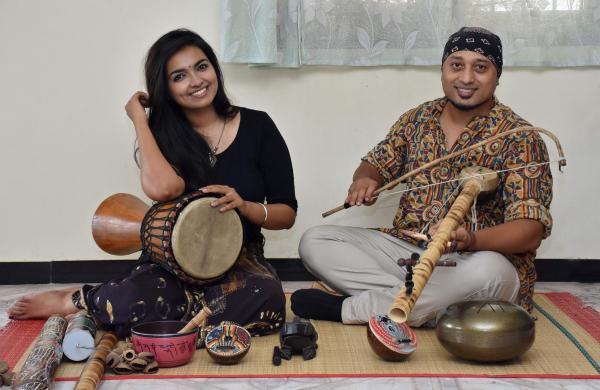 Charumathi Muralidharan and Leon James