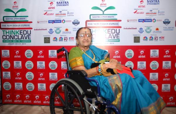 Mrs YGP, Rajalakshmi Parthasarathy