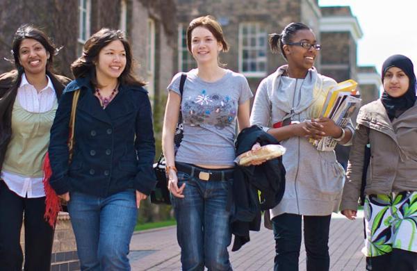 study-group-women-outside