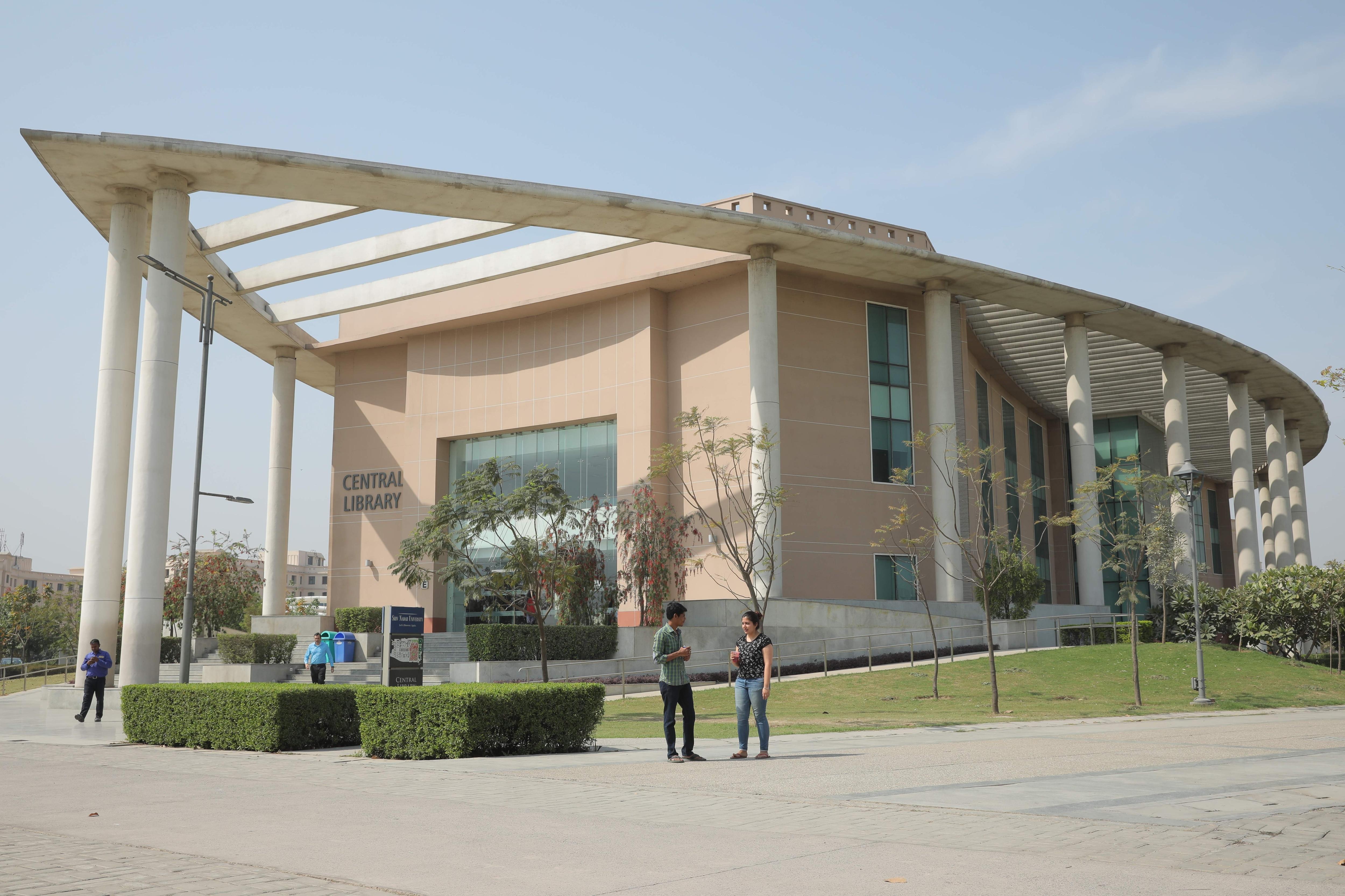 Shiv_Nadar_University