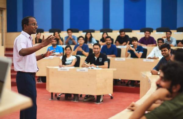 IIM_Udaipur_-_Classroom