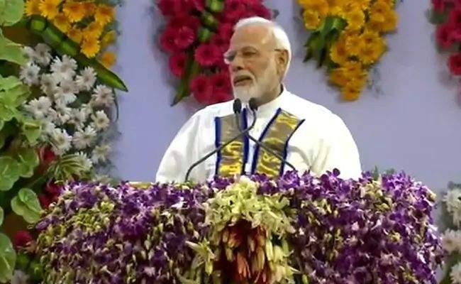 Narendra Modi IIT Madras
