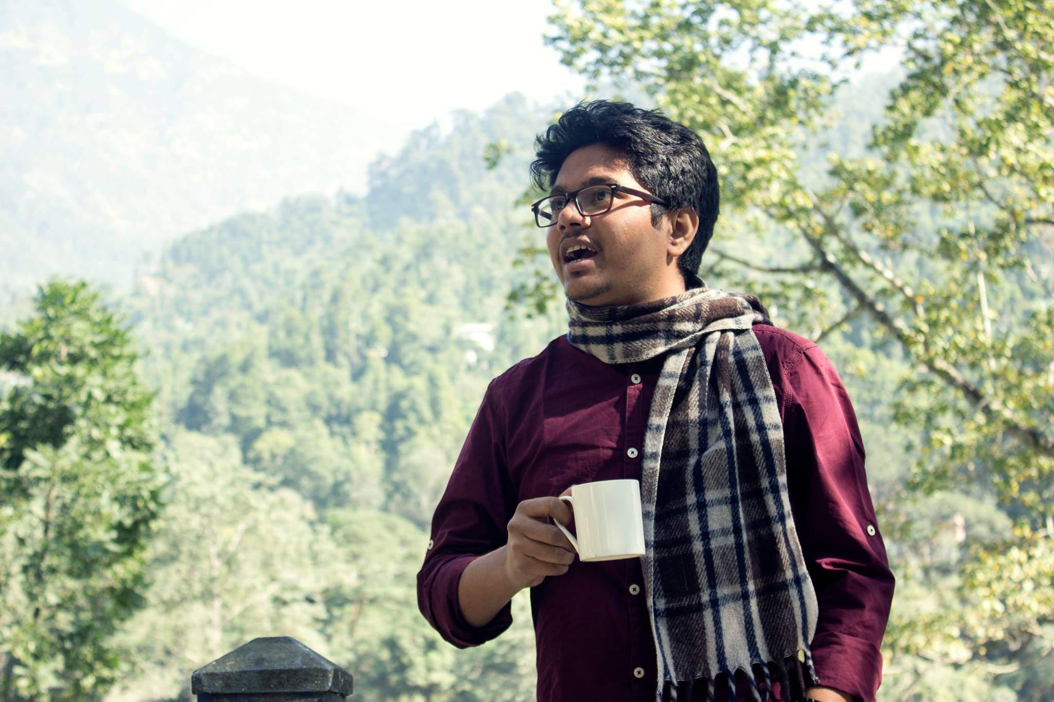 Rohit Gharami from kolkata