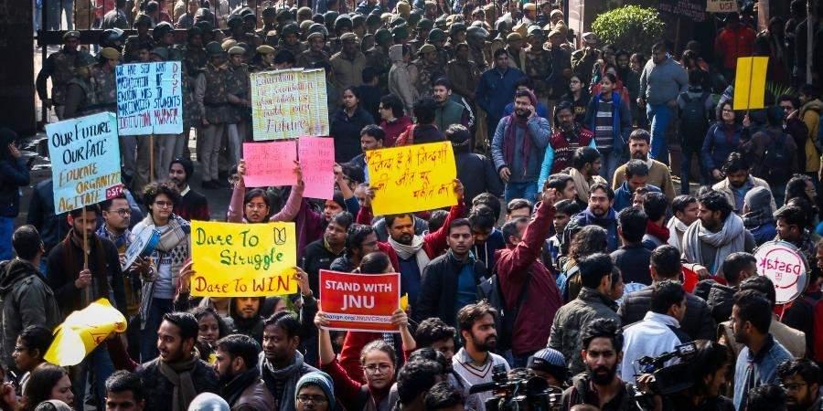 JNU_students_PTI