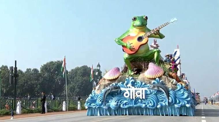 Goa-frogs