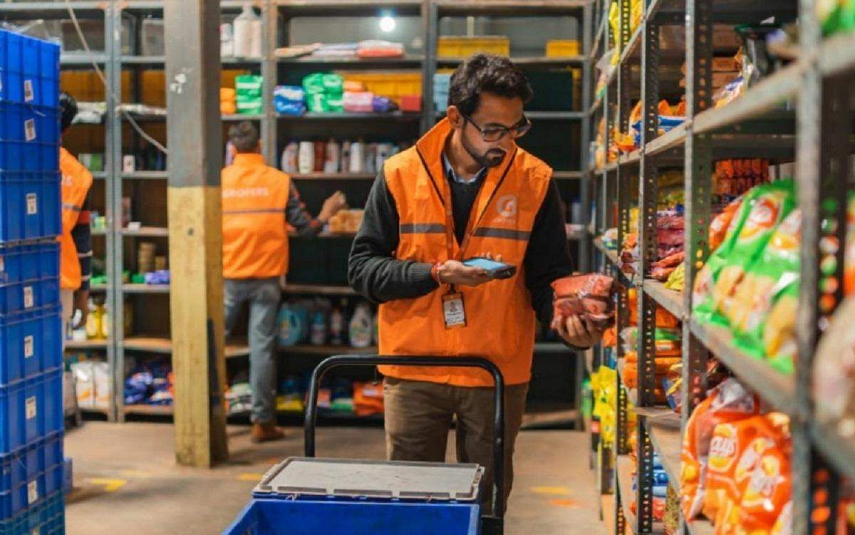 Grofers-Warehouse
