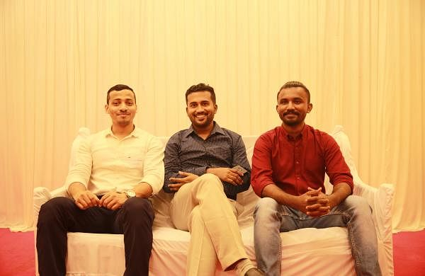 Classpro co-founders | Pic: Jayesh
