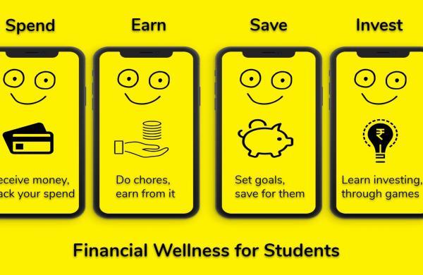 Funq student banking platform