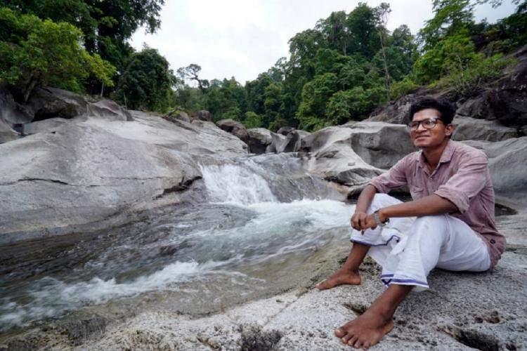Vinod_kerala_tribal_student_15112020