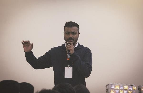 Pranay Wankhede, Co-founder, The Stage