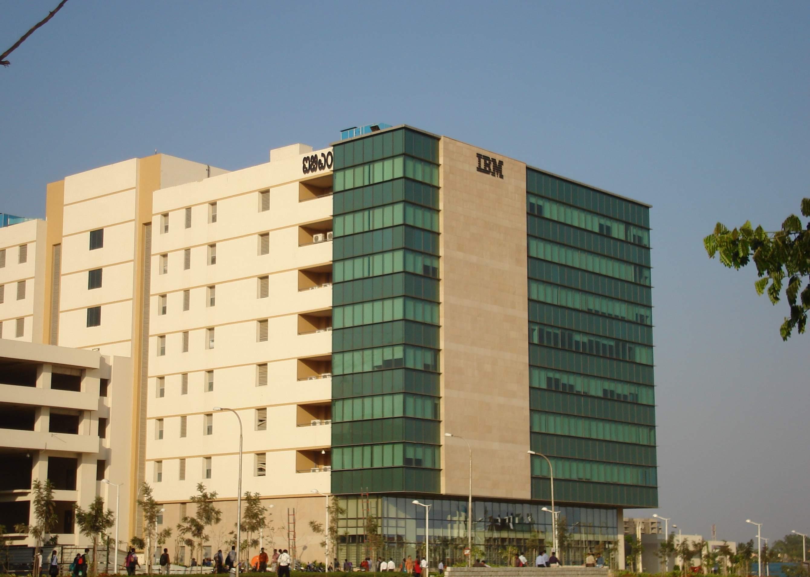 IBM_Bangalore_Manyata