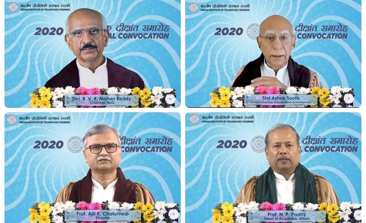 IIT-R_Convocation_2020