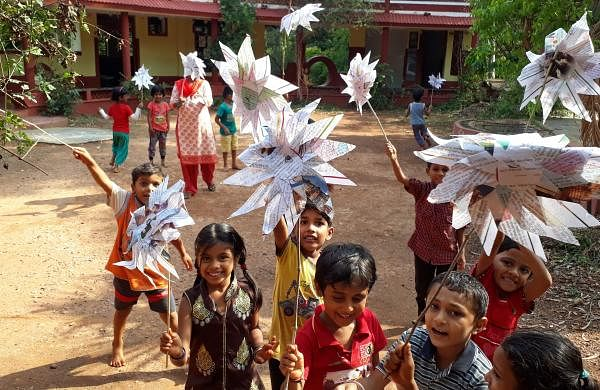Baala Balaga school has completed 25 years
