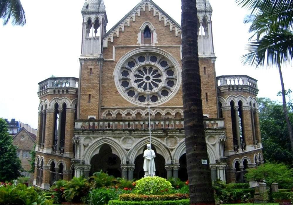 Mumbai University building