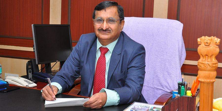 MK Surappa, Anna University Vice-Chancellor