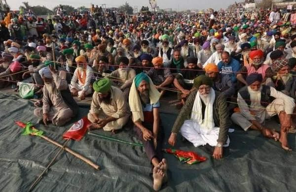 Delhi Farmers Protests