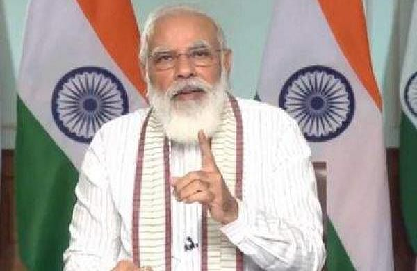 An image of PM Narendra Modi