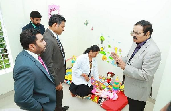 The initiative has introduced a number of programmes for special needs children