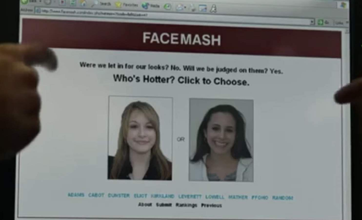 facebook-website^2004^facemash