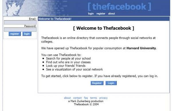 FirstVersions_Thefacebook-login-screenshot