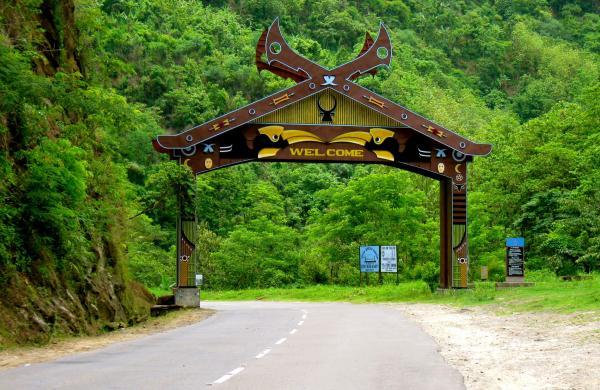 Way_o_Kohima,Nagaland_India