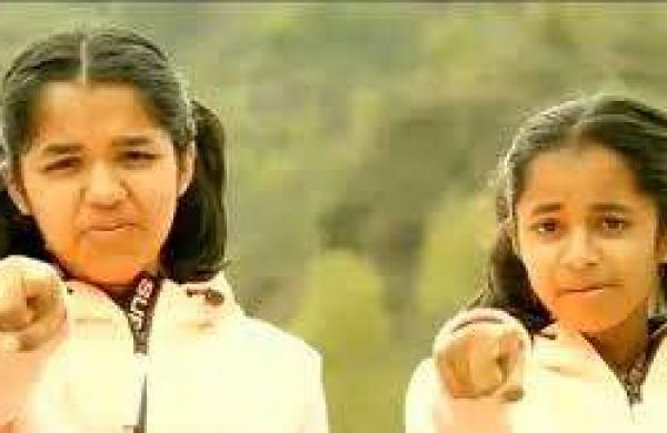 Saiba and Saisha Gupta