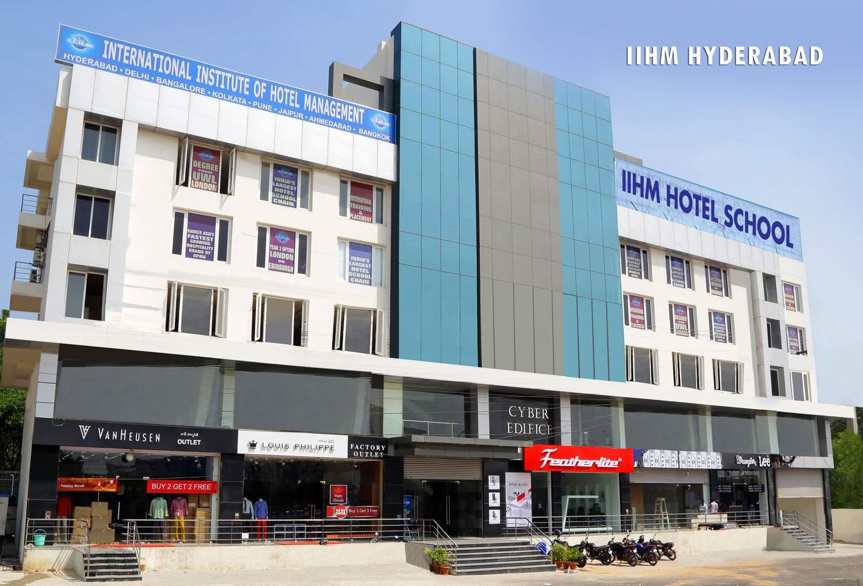 IIHM-Hydrabad-campus